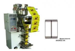 Фасовочно-упаковочный аппарат DXDGK-150