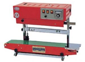 Запайщик пакетов SF-150 (DBF-900) конвейерного типа. С поворотной запаечной поверхностью DBF-900LW
