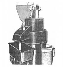 Машина очистки лука и овощей МООЛ-500