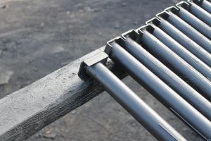 Столбы металлические 57 диаметр с доставкой в любой город