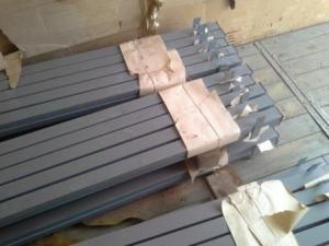 Столбы металлические 50*50 с бесплатной доставкой