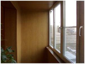 Остекление балконов и лоджий в Сочи