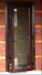Входные двери ПВХ в Сочи