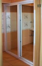 Раздвижные двери ПВХ в Сочи
