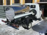 Автоцистерна на ГАЗ-3302