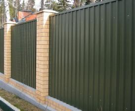Строительство заборов в Сочи