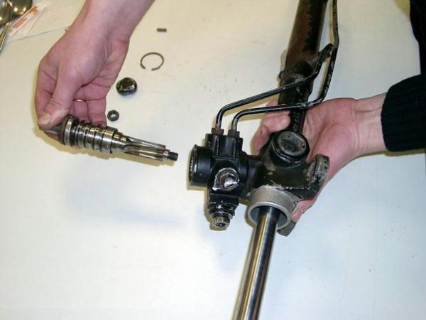 Как восстановить гур своими руками на солярисе