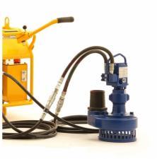 Гидропомпа Caiman PH300 (возможность работы от экскаватора, погрузчика и прочее)