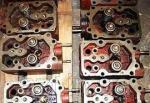 Головка блока цилиндра ЯМЗ-240 (индивидуальная)