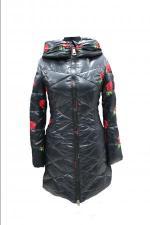 Зимняя женская куртка на тинсулейте