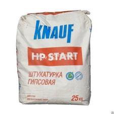 Штукатурка Кнауф хп старт 25кг с доставкой купить.