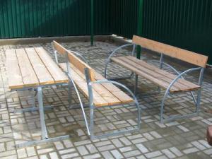 Дачные лавочки и столы с бесплатной доставкой