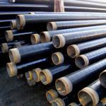 Трубы в ВУС изоляции 1220х14 2-х слойная ГОСТ 10706-76