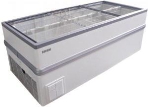 Морозильная бонета Bonvini BF 2500,BF 2500L. Бонета морозильная BF 2500.