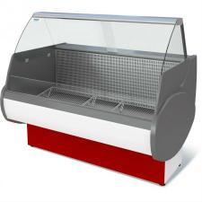 Витрина холодильная ВХН-1,2 Таир. Витрина холодильная Таир ВХН-1,2 . Витрина холодильная для магазина.
