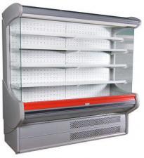 Холодильная горка Виолетта. Горка холодильная для магазина. Горка холодильная гастрономическая Виолетта ВС-15-200 .
