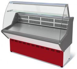 Витрина холодильная ВХС-1,8 Нова. Холодильная витрина ВХС-1,8 Нова. Холодильная витрина для магазина.