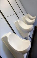 Пластик листовой для отделки санузлов, санитарный пластик Hpl, Polyrey HPL для сантехкабин