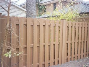 Деревянный забор Z-15