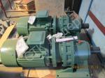 Электродвигатель с редуктором 18 кВт