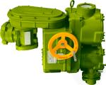 Электроприводы серии ПК  Взрывозащищённые - ТУ 3791-002-05749406-94