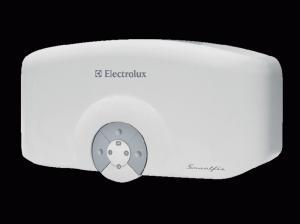 Электрический проточный водонагреватель Electrolux