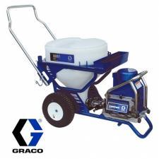 Аппарат Graco T-Max для нанесения шпатлевки и штукатурки