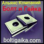 Анкерные плиты ГОСТ 24379.1-2012