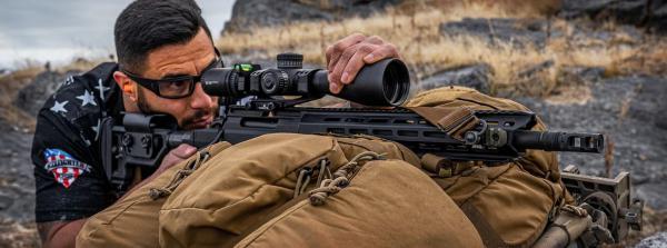 оптический прицел vortex Diamondback Tactical 6-24x50 FFP